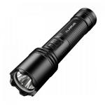 Lampe tactique rechargeable A1 LED - 1100 Lumens