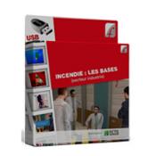 Support formateur - Clé USB : Incendie : les bases (Industrie)