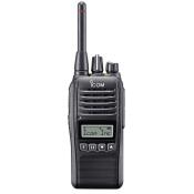 Portatif radio sans licence IP67 / numérique
