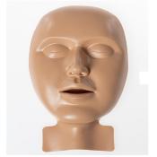 Peau de visage AmbuMan School - lot de 10