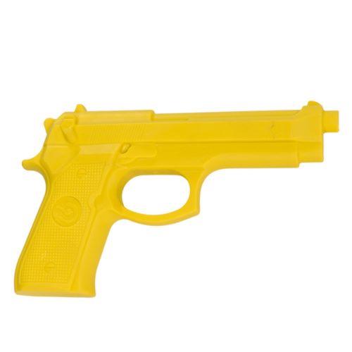 Pistolet de formation plastique BERETTA - jaune