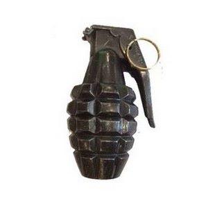 Grenade factice type MK2 métal