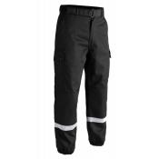 Pantalon treillis F2 - Bandes réfléchissantes