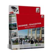 Support formateur - Clé USB : Incendie : évacuation (Tertiaire)