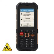 Mobile GSM d'urgence PTI/DATI Clavier / Robuste  / IP69