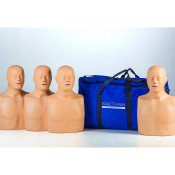 Pack 4 Mannequins Adulte/Enfant- Practi-Man Advance