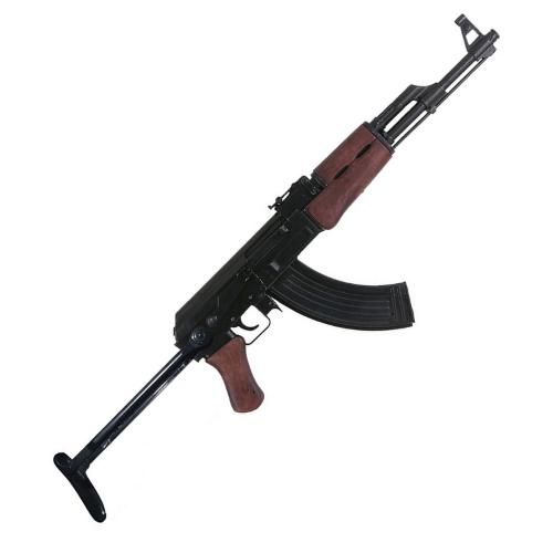 Réplique métal crosse pliable fusil AK47 KALASHNIKOV