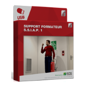 Support formateur - Clé USB : S.S.I.A.P. 1