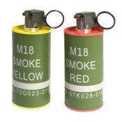 Fumigènes factices lot de 2