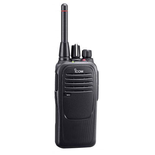 Portatif radio sans licence IP67 / analogique