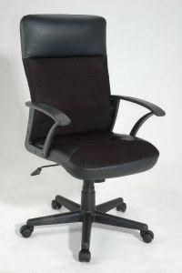 SOFIA - Chaise de bureau noire