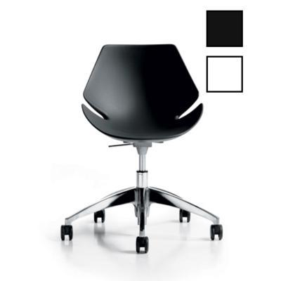 ARLON - Chaise de bureau à roulettes