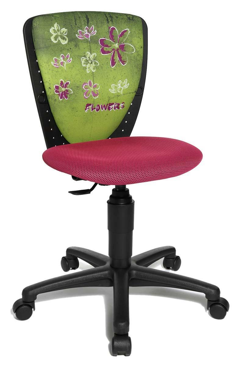 FLOWER - Chaise bureau enfant