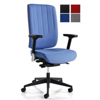 TENAY - Siège de bureau ergonomique en tissu