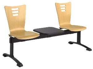 VALENCE 20 - Banc chaise bois