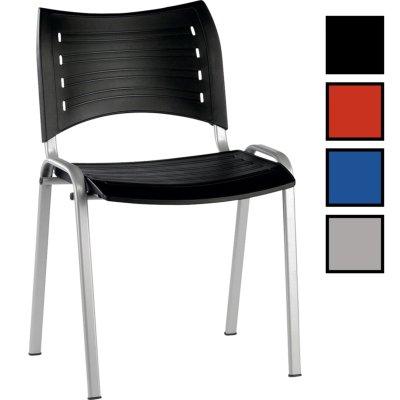 CASSIS - Chaise empilable en plastique