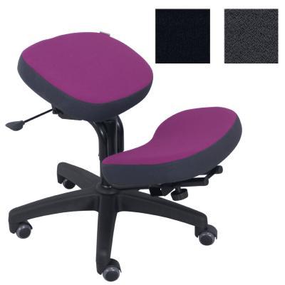 DEVA2 - Siège de bureau assis genoux-tibias
