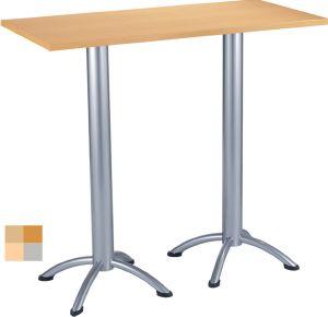 ESPOO - Table haute rectangulaire