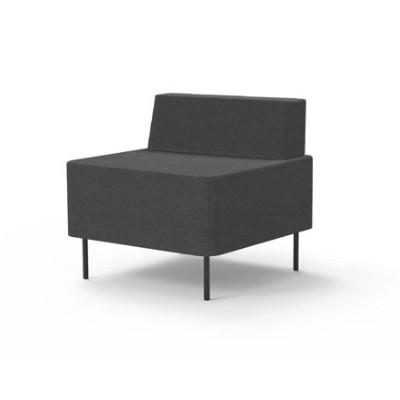 INARI - Assises tissu avec dossier 1-2-3 places