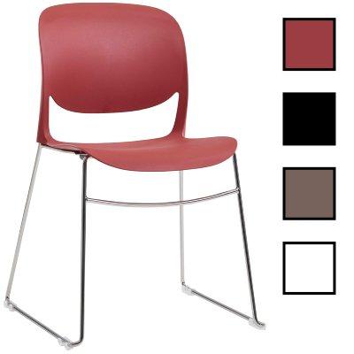 JAILLY - Chaise de réunion empilable