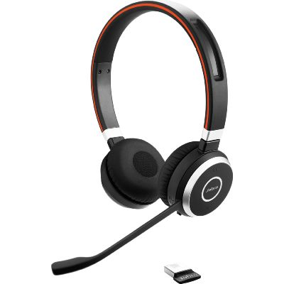 EVOLVE 65 UC STEREO - Micro-Casque bluetooth Jabra