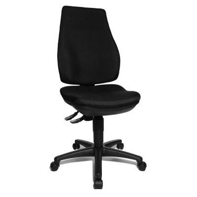 RHO - Fauteuil de bureau ergonomique noir