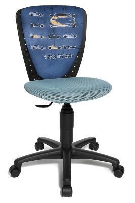 VOITURE - Chaise bureau enfant