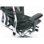 CALI - Fauteuil de bureau ergonomique usage intensif en filet