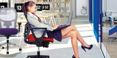 Chaises de bureau Dactylo