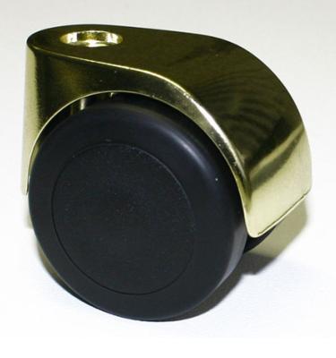 DORE - Roulette dorée pour fauteuil de bureau