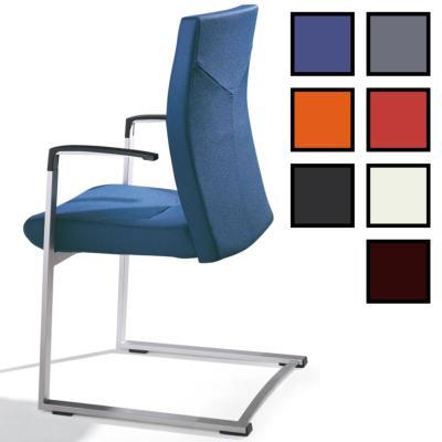 VIRTON luge - Fauteuil visiteur design et confortable