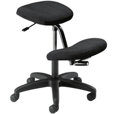 PARKANO - Siège assis-genoux sans dossier en tissu