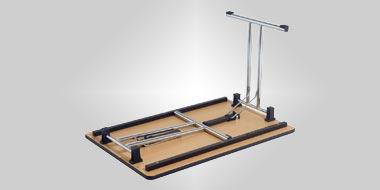 Table bureau pliante/rabattable
