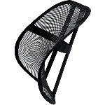 ASTI - Soutien lombaire filet pour fauteuil de bureau