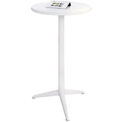 KITTILA - Table haute ronde métallique