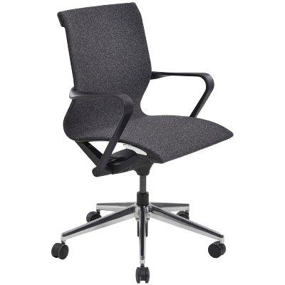 EDERN - Chaise de travail confortable tissu