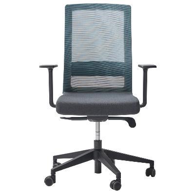 SQUARE - Siège de bureau ergonomique sans têtière