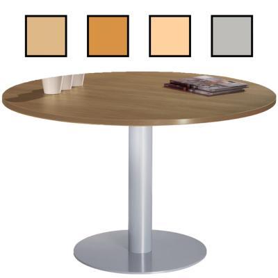 VANTAA - Table modulaire ronde rectangulaire
