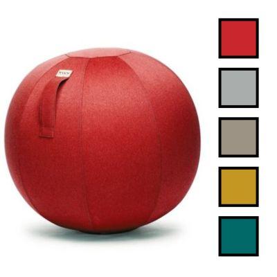 DESKBALL 65 - Ballon d'assise 65CM - Noir