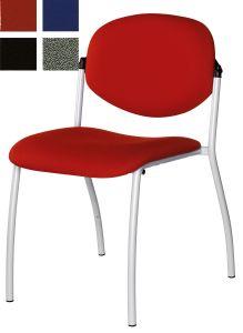 BONDY - Chaise réunion tissu