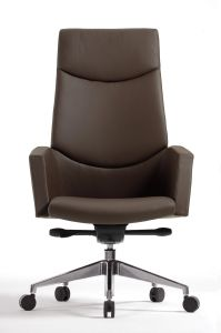 HOV - Fauteuil direction cuir
