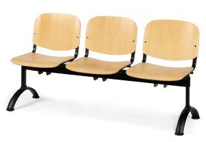 CAEN - Chaise bois sur poutre