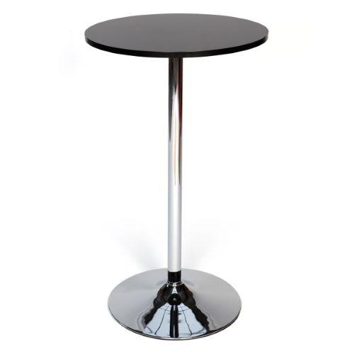 ARAUCA - Mange-Debout Design Noir Laqué
