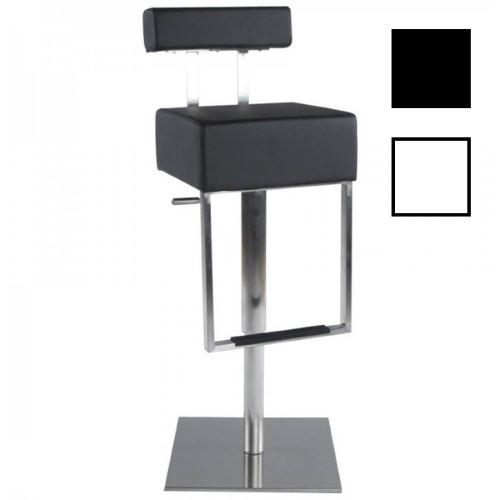 HUE - Tabouret de bar design - Noir