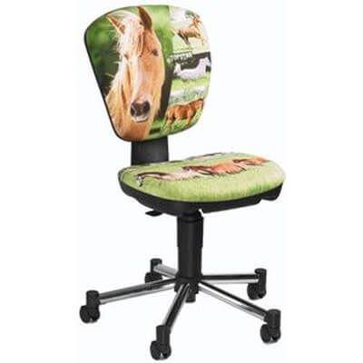 KIDS cheval - Chaise de bureau enfant