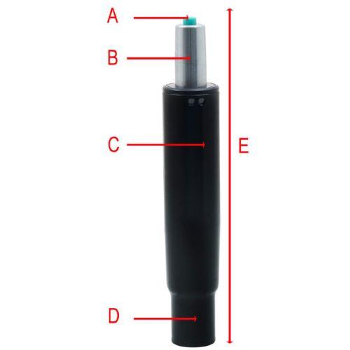 Lift / Vérin - Réglage hauteur - 290mm - Course 130mm