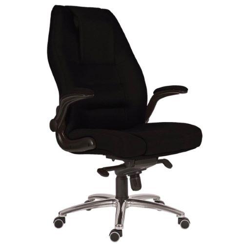 MALEC - Fauteuil de bureau à assise large et résistante