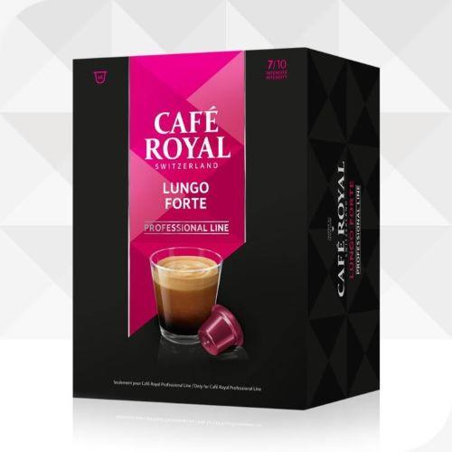 LUNGO FORTE - 48 capsules Café Royal