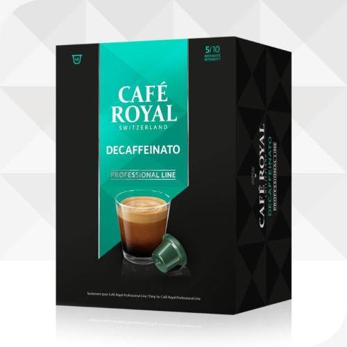 DECAFFEINATO - 48 capsules Café Royal