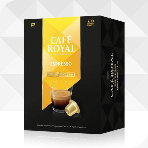 ESPRESSO - 48 capsules Café Royal